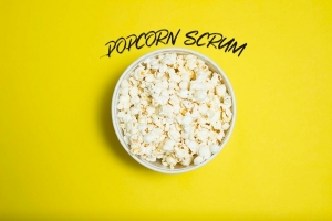 popcorn daily scrum