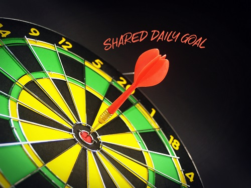 shared daily goal