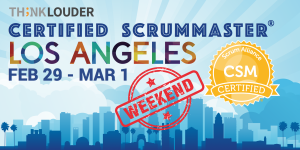 Los Angeles ScrumMaster